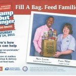 Fort Mill Post Office Collecting Food For FMCC