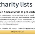 Amazon Smile donation TO FMCC